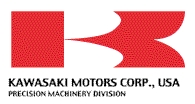 KAWASAKI PRECISION MACHINERY Distributor - Southeast United States
